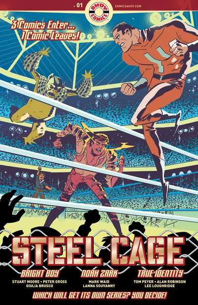 Steel Cage #1 (2019)