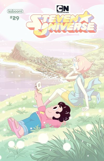 Steven Universe Ongoing #29 (2019)