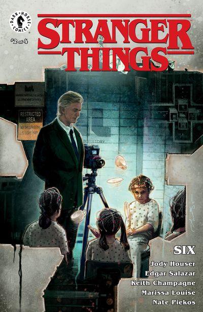 Stranger Things – SIX #2 (2019)