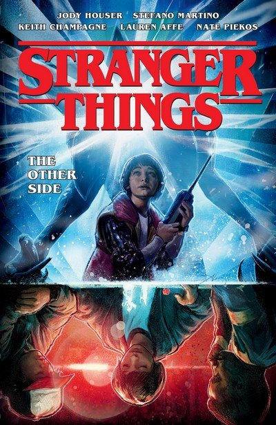 Stranger Things Vol. 1 – The Other Side (TPB) (2019)
