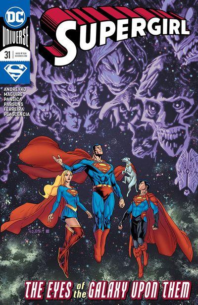 Supergirl #31 (2019)
