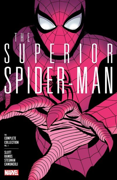 Superior Spider-Man – The Complete Collection Vol. 1 – 2 (2018)