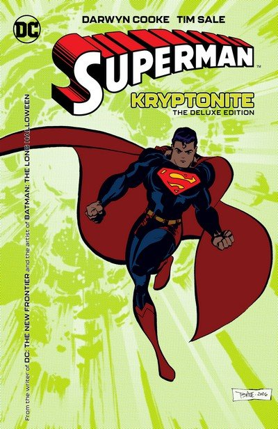 Superman – Kryptonite – The Deluxe Edition (2018)