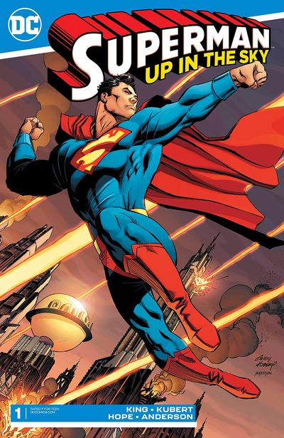 Superman – Up In The Sky #1 (2019)