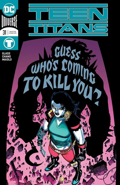 Teen Titans #31 (2019)