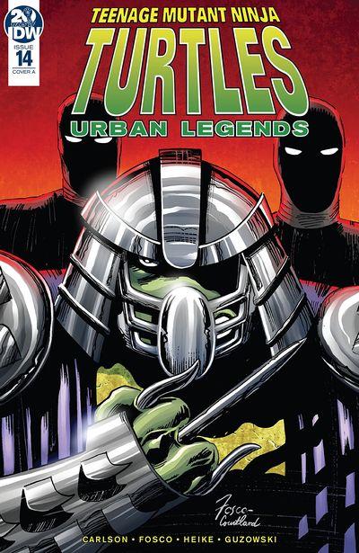 Teenage Mutant Ninja Turtles – Urban Legends #14 (2019)