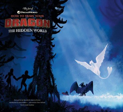 The Art of How to Train Your Dragon – The Hidden World (2019)