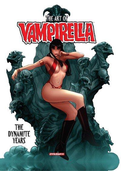 The Art of Vampirella The Dynamite Years (2014)
