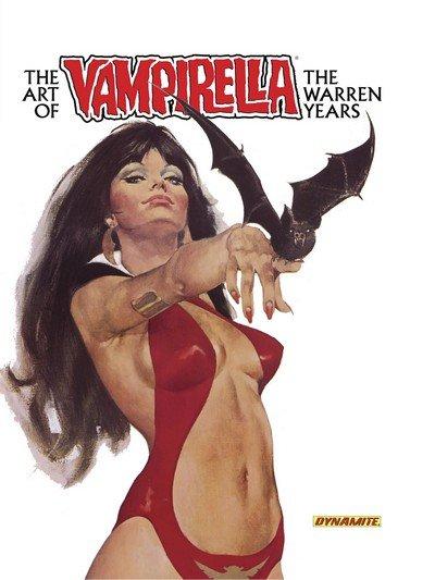 The Art of Vampirella The Warren Years (2014)