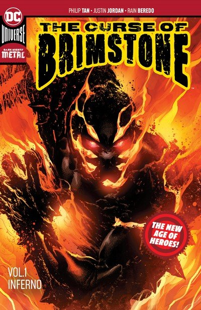 The Curse of Brimstone Vol. 1 – Inferno (TPB) (2018)