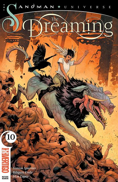 The Dreaming #10 (2019)