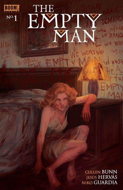 The Empty Man #1 – 8 (2018-2019)