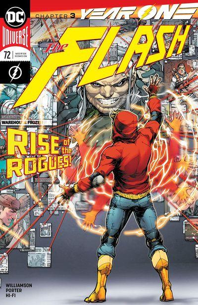The Flash #72 (2019)