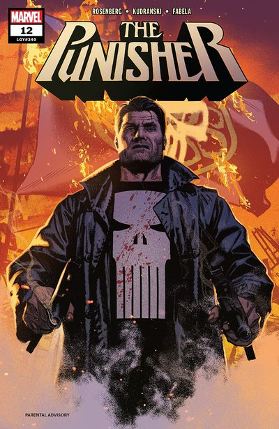 The Punisher #12 (2019)