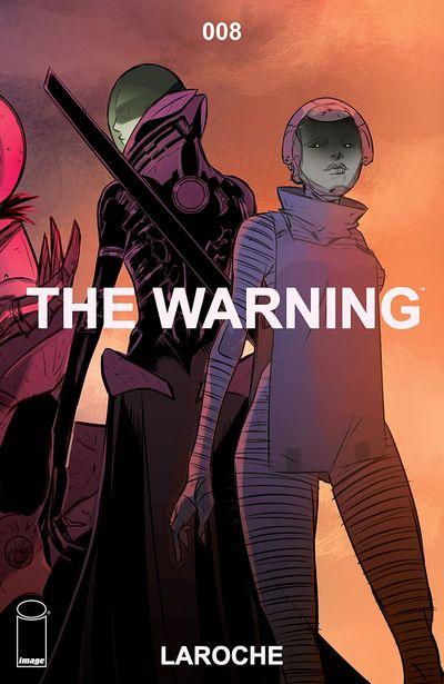 The Warning #8 (2019)