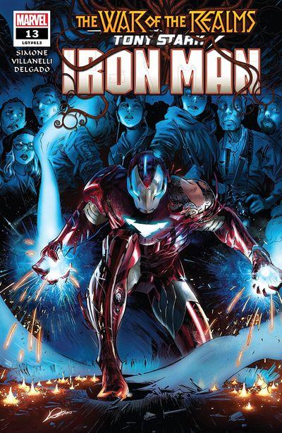 Tony Stark – Iron Man #13 (2019)