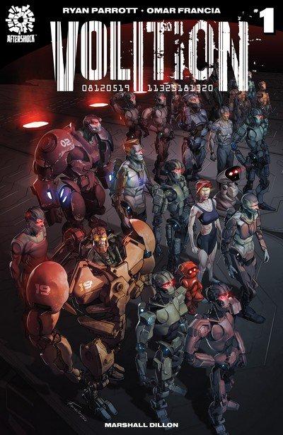 Volition #1 – 6 (2018-2019)