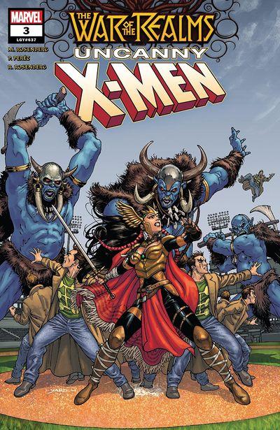 War Of The Realms – Uncanny X-Men #3 (2019)