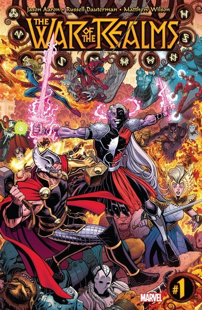 War of the Realms #1 – 6 + Director's Cut (2019)