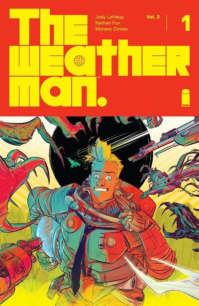The Weatherman Vol. 2 #1 (2019)