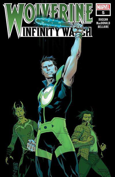 Wolverine – Infinity Watch #5 (2019)