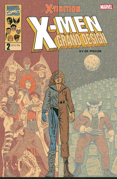 X-Men – Grand Design – X-Tinction #2 (2019)