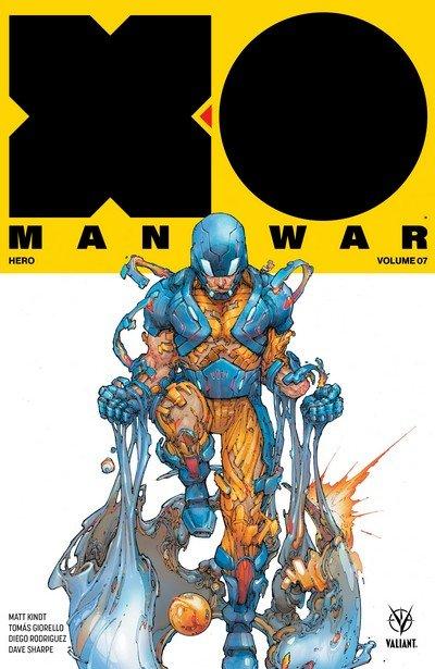 X-O Manowar Vol. 7 – Hero (TPB) (2019)