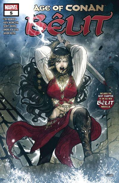 Age Of Conan – Belit – Queen Of The Black Coast #5 (2019)