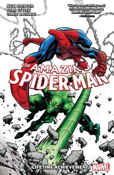 Amazing Spider-Man Vol. 3 – Lifetime Achievement (TPB) (2019)