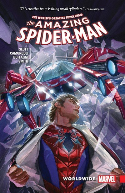 Amazing Spider-Man – Worldwide Collection Vol. 1 – 3 (2017-2018)