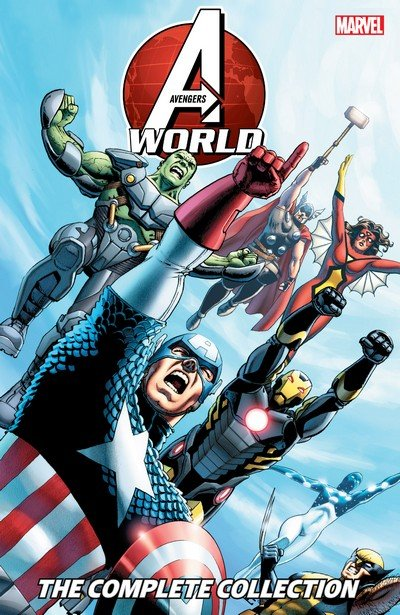 Avengers World – The Complete Collection (2019)