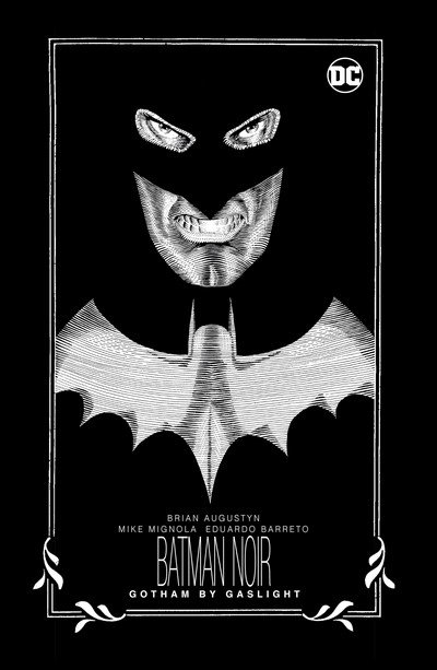 Batman Noir – Gotham by Gaslight (TPB) (2019)