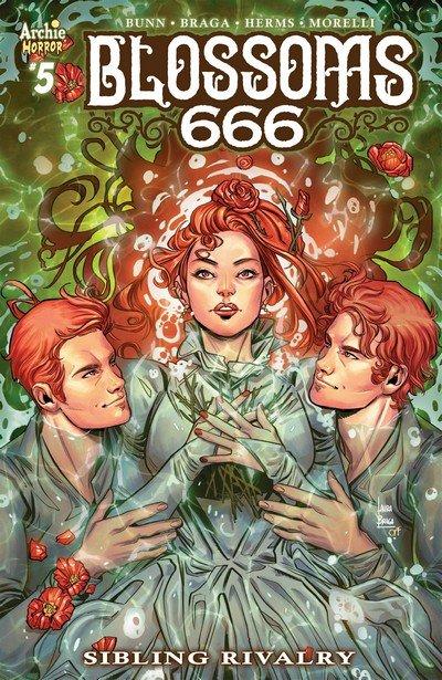 Blossoms – 666 #5 (2019)