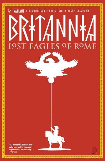 Britannia Vol. 3 – Lost Eagles of Rome (TPB) (2018)