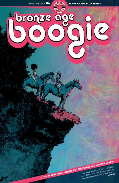 Bronze Age Boogie #4 (2019)