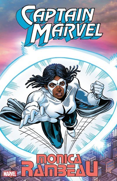 Captain Marvel – Monica Rambeau (TPB) (2019)