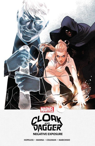 Cloak and Dagger – Negative Exposure (TPB) (2019)