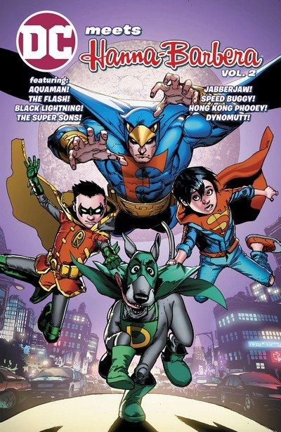 DC Meets Hanna-Barbera Vol. 2 (TPB) (2018)