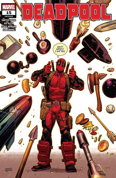 Deadpool #15 (2019)