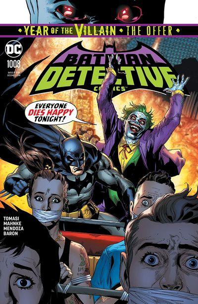 Detective Comics #1008 (2019)