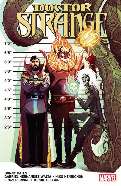 Doctor Strange by Donny Cates (TPB) (2019)