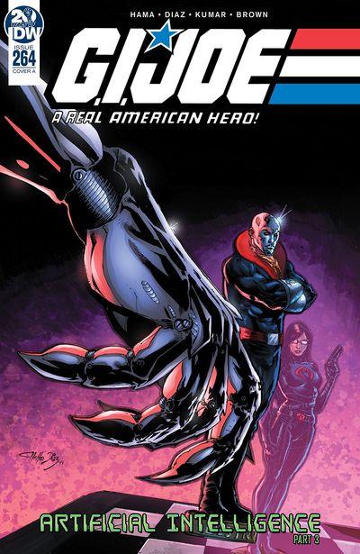 G.I. Joe – A Real American Hero #264 (2019)