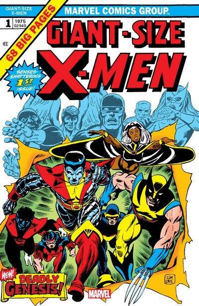 Giant-Size X-Men – Facsimile Edition #1 (2019)