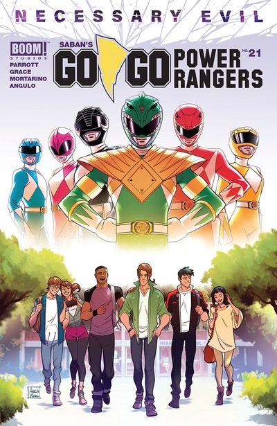 Go Go Power Rangers #21 (2019)