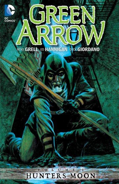 Green Arrow Vol. 2 TPBs – Vol. 1 – 9 (2013-2018)