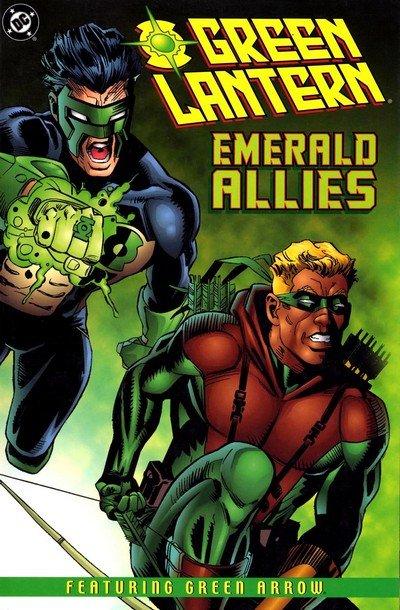 Green Lantern – Emerald Allies (1999)