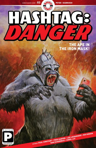 Hashtag – Danger #3 (2019)