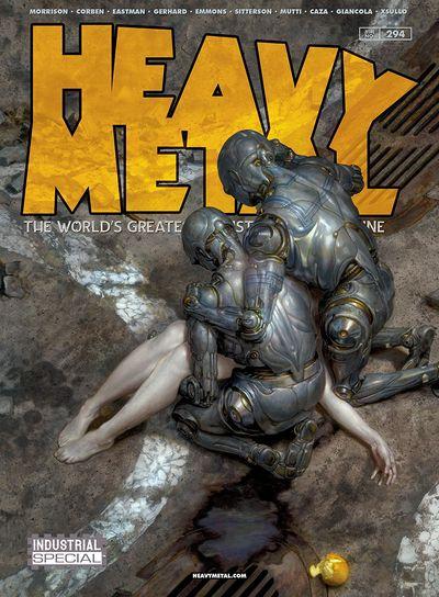 Heavy Metal #294 (2019)