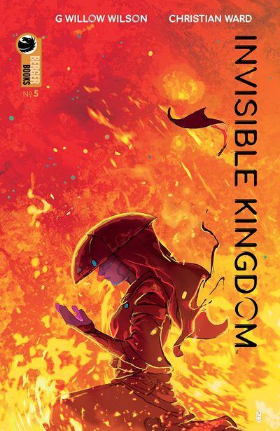 Invisible Kingdom #5 (2019)