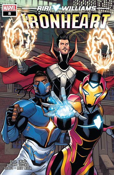 Ironheart #8 (2019)